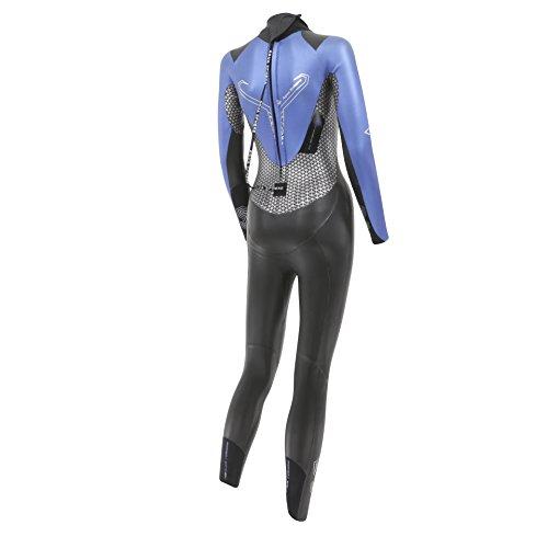 Aqua Sphere Racer Damen Neoprenanzug, Mondblau, XL