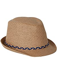 Chapeau Volcom – Sunday Teeze Fedora beige taille: S/M