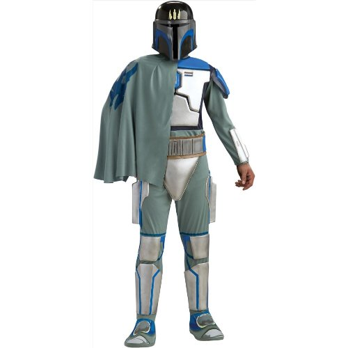 Vizsla Pre Kostüm - Star Wars Pre Vizsla Deluxe Kostüm für Herren, Größe:XL