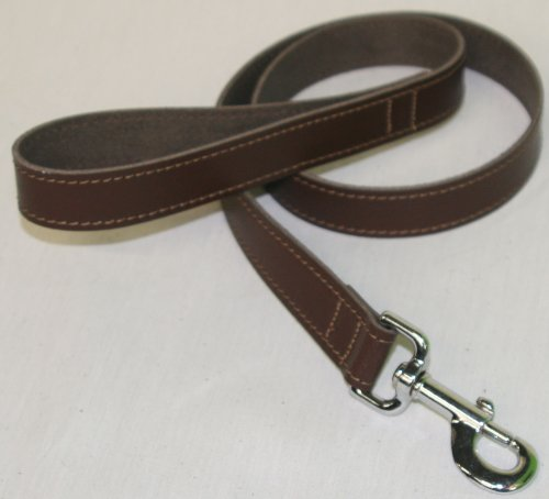 bbd-1-x-40-inch-leather-lead-brown