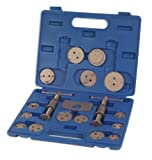 Laser 3835 Brake Caliper Wind Back Tool 18pc