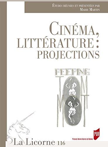 Livres gratuits en ligne Cinéma, littérature : projections pdf