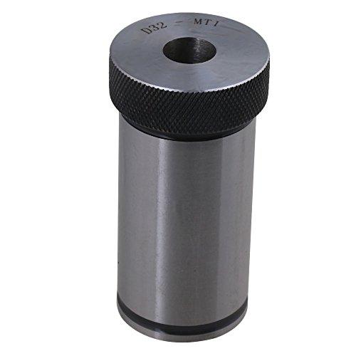 BQLZR D32-MT1 Stahl Morsekegel Bohrer H¨¹lse Adapter Halter Reduzierbohrer f¨¹r Drehmaschine Fr?sen