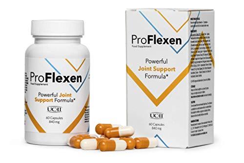 ✅ProFlexen Premium, zur Behandlung von Entzündungen, Schmerzen in Gelenken, Knorpel und der Wirbelsäule, bei Sehnen-, Bänder- oder Schleimbeutel-Entzündungen, rezeptfrei