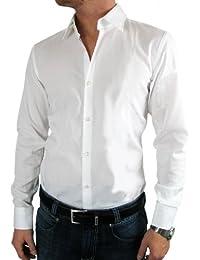 1e5d4ef5cfc2 Hugo Boss - Camicia classiche - zip - Uomo