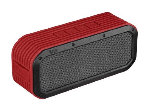 Divoom 90100056004 Voombox Outdoor Altoparlante, Bluetooth, Impermeabile, 15 W, Funzione Telefono, Rosso