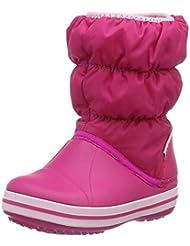 crocs Unisex-Kinder Winter Puff Boot Schneestiefel