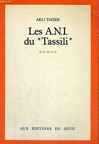 Les ANI du Tassili