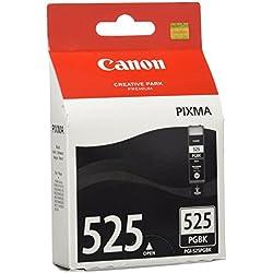 CANON Cartouche d'encre Originale PGI-525PGBK pour Pixma IP4850/MG5150 Noir