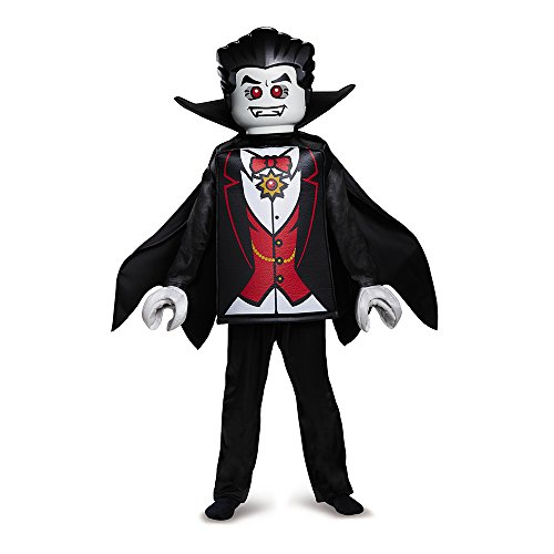 (LEGO Iconic - Vampir Deluxe, Kostüm, M (7-8 J.), 127-136 cm)