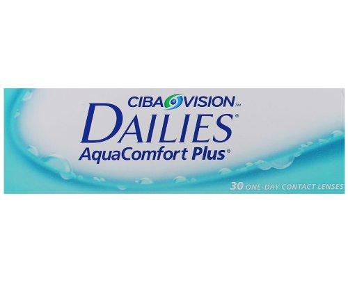 Alcon Auge Trocken (Dailies AquaComfort Plus, 30er, Radius: 8.70, Durchmesser: 14.00, Dioptrien: -3.25)