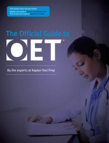 The Official Guide to OET por Kaplan Test Prep