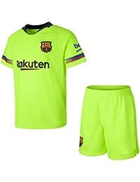 1391b9072dc86 Kit - Personalizable - Segunda Equipación Replica Original FC Barcelona  2018 2019 (12 años