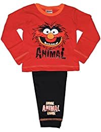 d28fb32d5 BOYS PYJAMAS THE MUPPETS ANIMAL 1-4 YEARS OLD SNUGGLE FIT