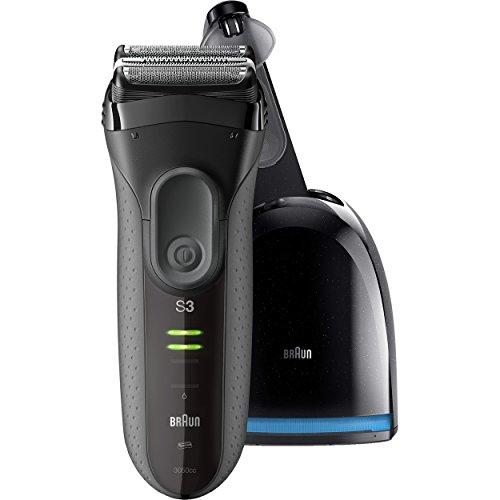 Braun Series 33050Elektrorasierer für Herren mit-Center, elektrische Herren Rasierer, Rasierer, Rasierer, schnurlose Shaving System
