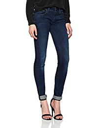 G-STAR RAW Damen Jeans 3301 Deconst Mid Skinny Wmn