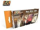 AK Interactive - Rust Effect Colours - AK00551