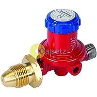 Dapetz® Bottiglia di propano gas Regolatore regolabile per torce e tubi saldatura accessori