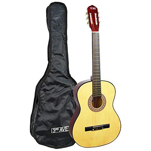 3Rd Avenue STX20AN - Guitarra clásica de tamaño completo