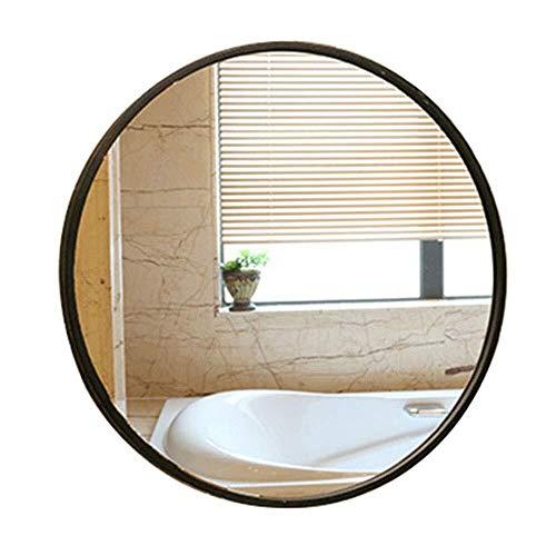 BJYX Ronda de Estar Pared del Sitio del Espejo de Alta definición de Maquillaje Espejo Espejo de baño...