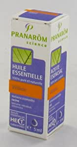 Pranarom - Huile essentielle vetiver - 5 ml huile essentielle vetiveria zizanoides