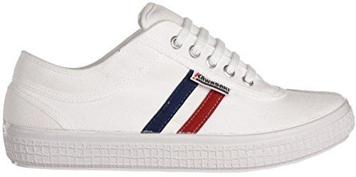 Kawasaki Benson Sneakers Unisex Per Adulti Bianco (bianco Bianco (bianco, 01)