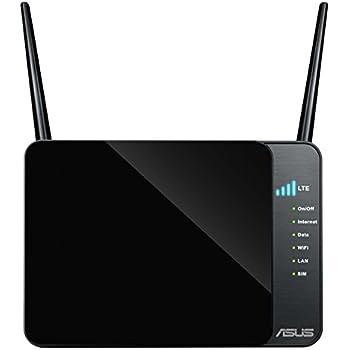 Asus 4G-N12 Routeur-Modem SIM LTE N300 Simple Bande