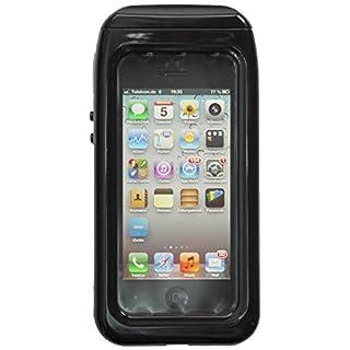 Aquapac Phone Case XCITE5Wave 5Hard Case Black Schwarz-Transparent Size:15.8 x 7.8 x 2.1 cm, 0.1 Liter