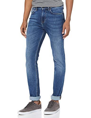 BOSS Herren Delaware BC-C Slim Jeans, Blau (Medium Blue 428), W32/L32 (Herstellergröße: 3232) -