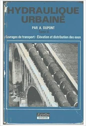 Hydraulique urbaine dupont pdf