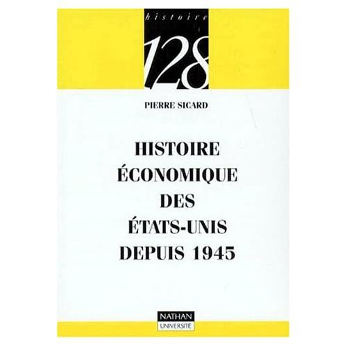 Histoire économique des Etats-Unis après 1945