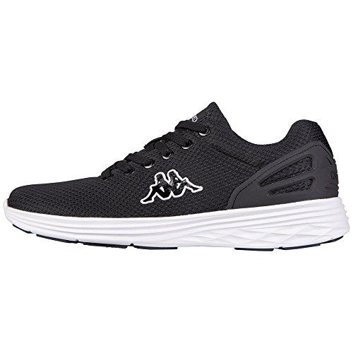 kappa-trust-footwear-unisex-low-top-sneaker-unisex-adulto-nero-1110-black-white-43