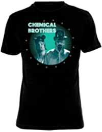 Breaking Bad - T-shirt Chemical Brothers - Walter & Jesse - Noir