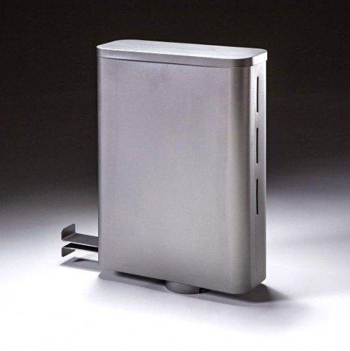 Grillson Pellet Container Pro für 7kg Pellets Edelstahl
