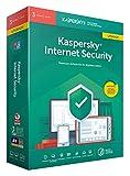 Kaspersky Internet Security 2019 Upgrade - 3 Lizenzen für PCs/Macs