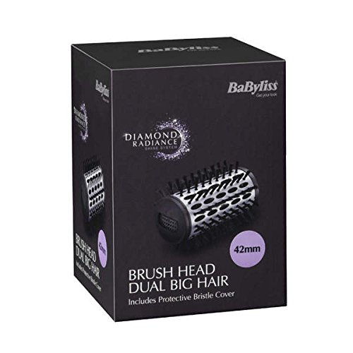 BaByliss Diamond Big Hair Dual 42mm Replacement Brush Head - 41Y38HeicFL - BaByliss Diamond Big Hair Dual 42mm Replacement Brush Head