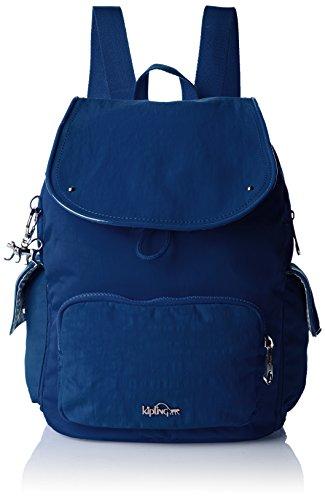 kipling-city-pack-s-kt-borsa-a-zainetto-donna-blu-bleu-dark-ink-taille-unique