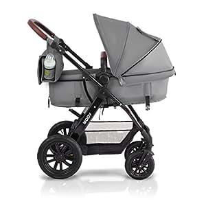 Kinderkraft Moov Travel System Grey Amazon Co Uk Baby