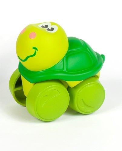 Imagen principal de Hasbro Playskool Wheel pals Animalitos blanditos Tortuga - Animal de juguete con ruedas