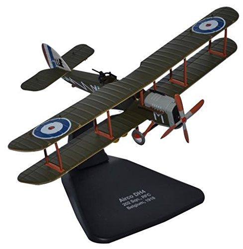 Herpa 81AD006-Royal Flying Corps DH4202, avión, Verde