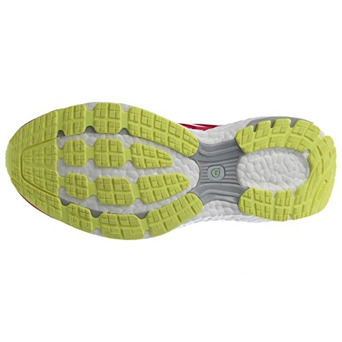 adidas Energy Boost 2 D66257, Scarpe da jogging Donna Bold Pink/Frozen Yellow