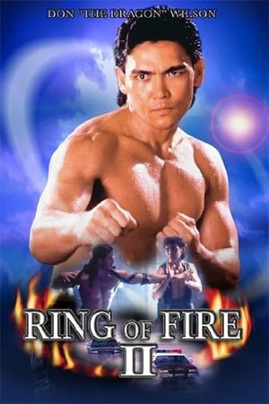Bild von Ring of Fire II: Blood and Steel [VHS]