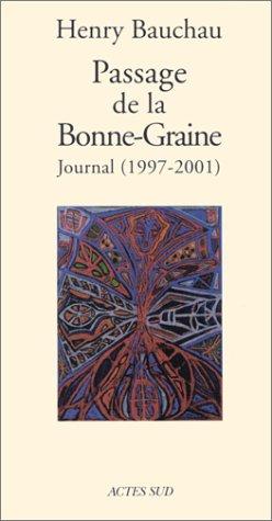 Bonne Graine [Pdf/ePub] eBook