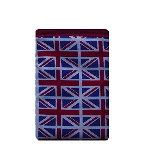 Cute Union Flag Mobile Phone Sock Pouch for LG Nexus 5X