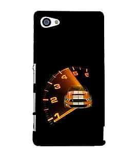 EPICCASE RPM Mobile Back Case Cover For Sony Xperia Z5 Mini / Z5 Compact (Designer Case)