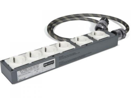Pro-Ject Connect-it 10A Power 6-Fach Audiophile Netzleiste