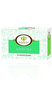 Goodwyn Pure and Premium Green Tea, 20 Tea Bags