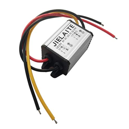 15W 5V 3A Sharplace Commutateur Adaptateur Dalimentation en M/étal Interrupteur De Courant Continu Transformateur AC 220V /à DC