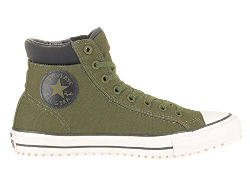 Converse Chuck Taylor All Star Shield PC High Top Mens Boots Fatigue Green/Black 153682c Fatigue Green/Black