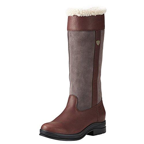 <span class='b_prefix'></span> Ariat Windermere Fur H20 girls Boots - Dark Brown *FREE GIFT*